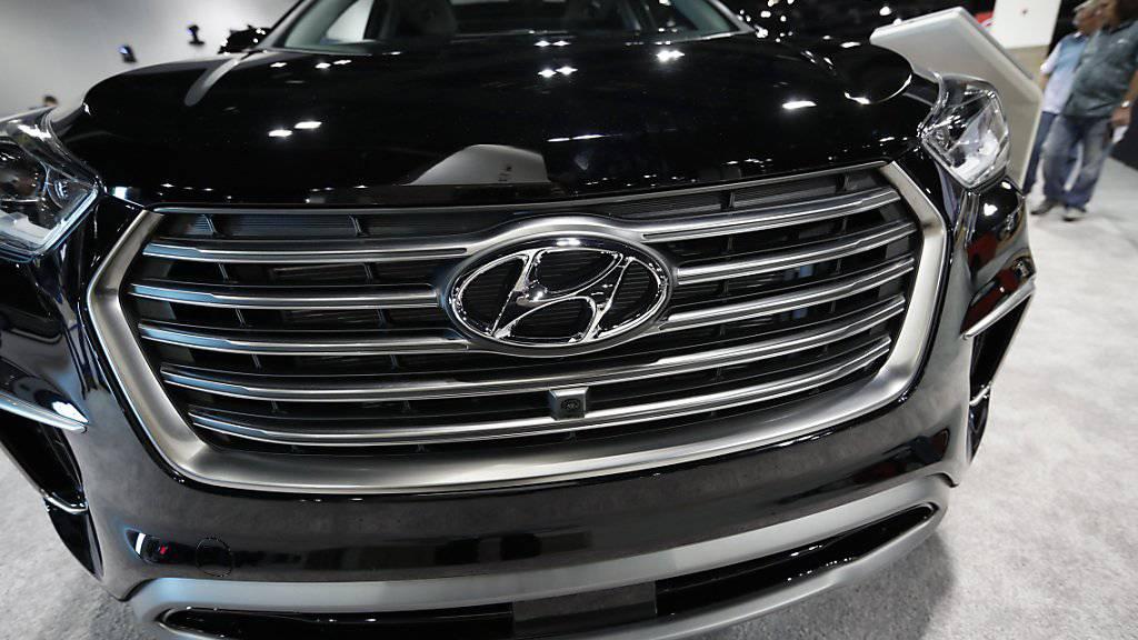 Hyundai kehrt zu Gewinnwachstum zurück