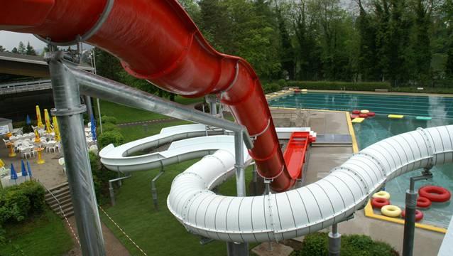 Das Rheinfelder Strandbad wird für rund 5 Millionen Franken saniert.