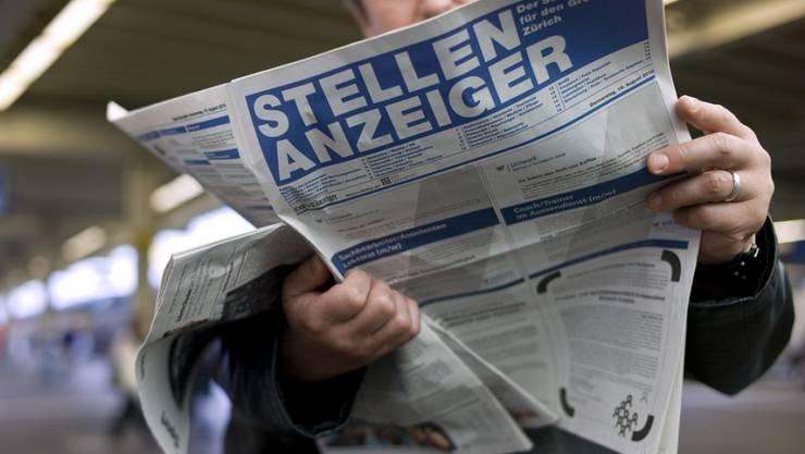 Das Angebot an gemeldeten offenen Stellen stieg im vergangenen Monaten in beiden Basel an. (Symbolbild)