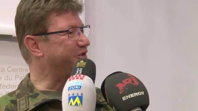 Luftwaffen-Chef: «Die Untersuchung wird mit den Holländern gemeinsam geführt»