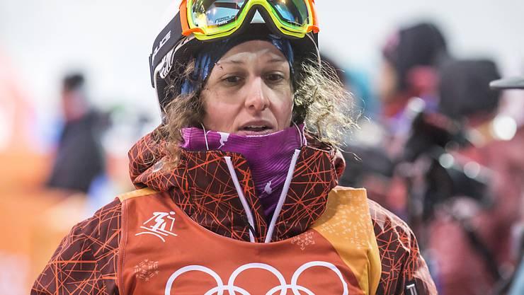 Die Tessiner Ski-Freestylerin Deborah Scanzio nahm in Pyeongchang bereits zum vierten Mal an Olympischen Winterspielen teil