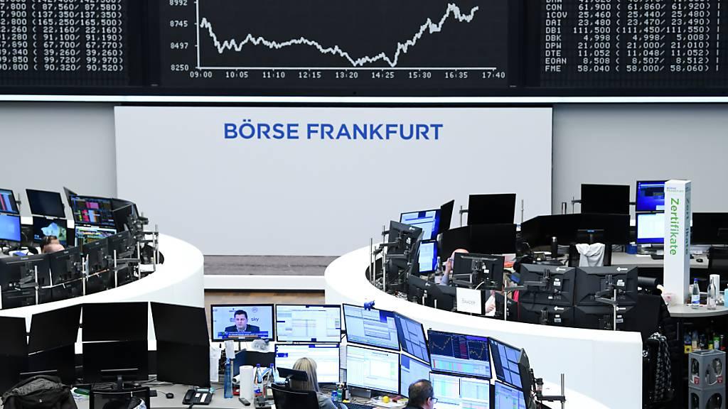 Deutscher Leitindex Dax wächst auf 40 Werte