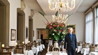 Christian Vultier vom Restaurant Kunsthalle. (Symbolbild)