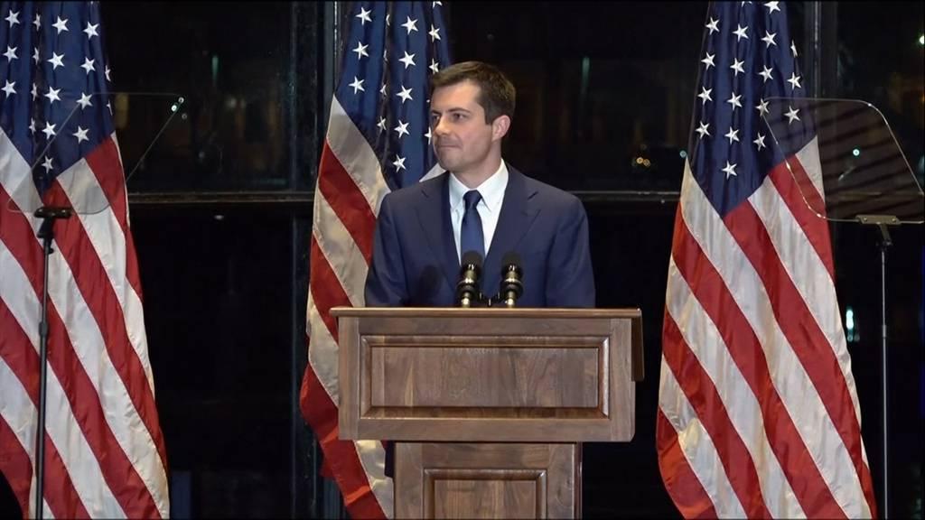 US-Wahlen: Pete Buttigieg gibt auf