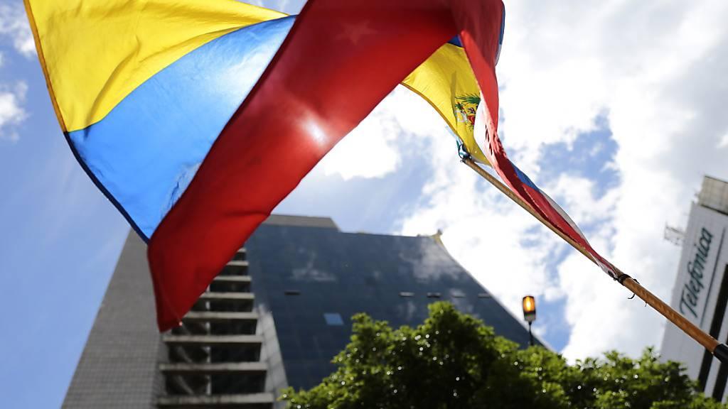 Venezuelas Regierung unterbricht Dialog mit Opposition