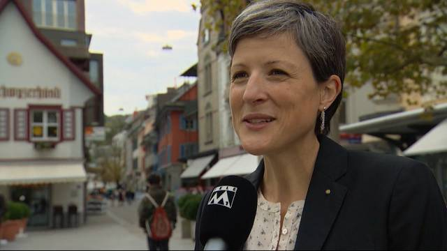 Sandra Kohler kandidiert nochmal