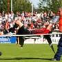 Der Totalschaden im Knie von Petar Misic war eine der vielen Verletzungen in der Saison 2017/18, die zur Explosion der UVG-Prämien beim FC Aarau geführt haben
