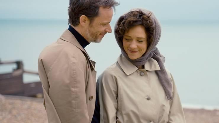"""Freddy Drilhon und Katharina von Arx - in """"Bis ans Ende der Träume"""" gespielt von Christophe Sermet und Sabine Timoteo (Bild) - verband eine ungewöhnliche Liebesgeschichte."""