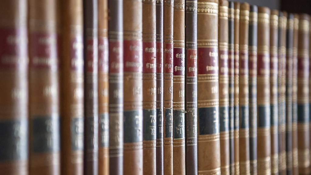 Erhaltung der Einsielder Bibliothek Werner Oechslin gewährleistet