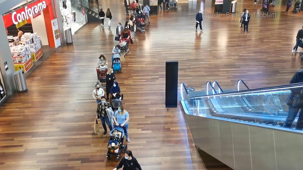 Shoppi Tivoli, H&M, Manor: Diese Läden sind nach Lockdown besonders beliebt