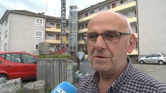 «Tele M1-Bericht»: Der Grossvater des verunfallten Mädchen im Interview