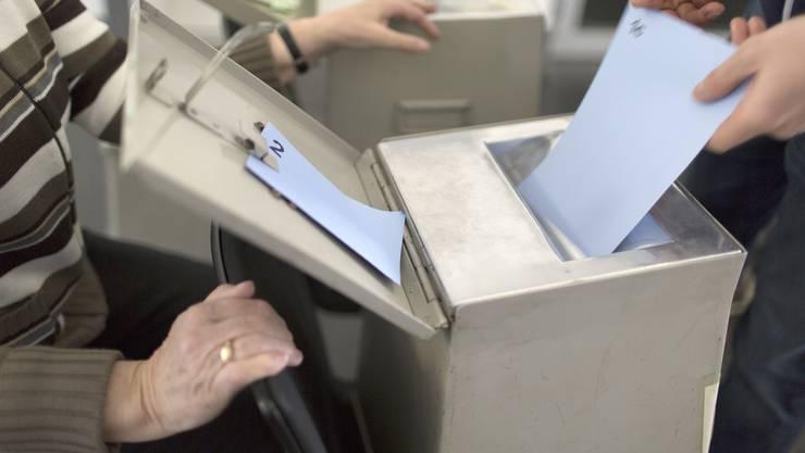 Am Sonntag, 5. Juni, steht fest, wie die Aargauer abgestimmt haben. (Symbolbild)