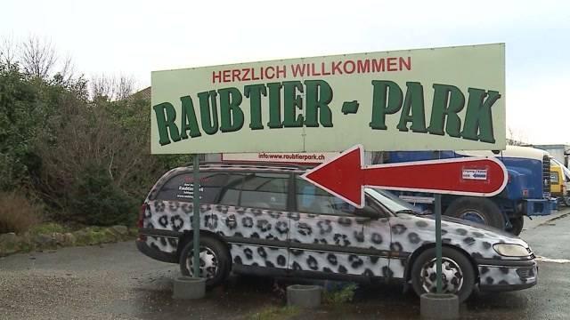 Lösung für Raubtierpark Subingen?