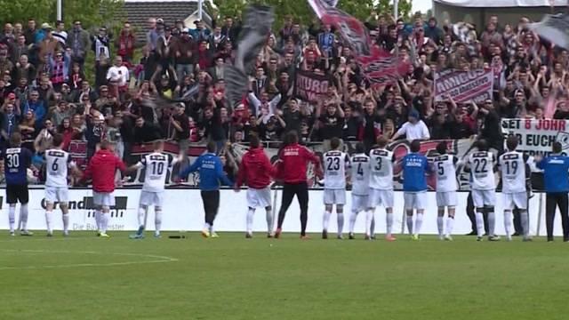 Stadiongegner geht vor Bundesgericht – ein Tiefschlag für den FC Aarau: «Wir sind enttäuscht, aber nicht überrascht», sagt FCA-Präsident Alfred Schmid.