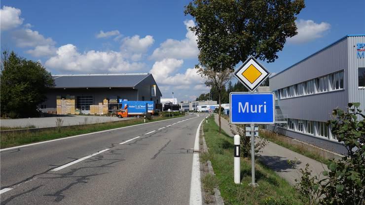 Muri präsentiert kürzlich das neue Leitbild