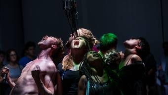 Stark von den Baselbieter Subventionen abhängig: das Junge Theater Basel (hier im Herbst 2015 mit dem Stück «Noise»). HO