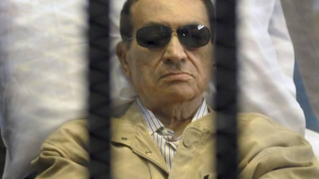 Mubarak soll es angeblich wieder besser gehen