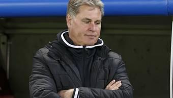 Winterthurs Coach Ralf Loose hadert an der Seitenlinie