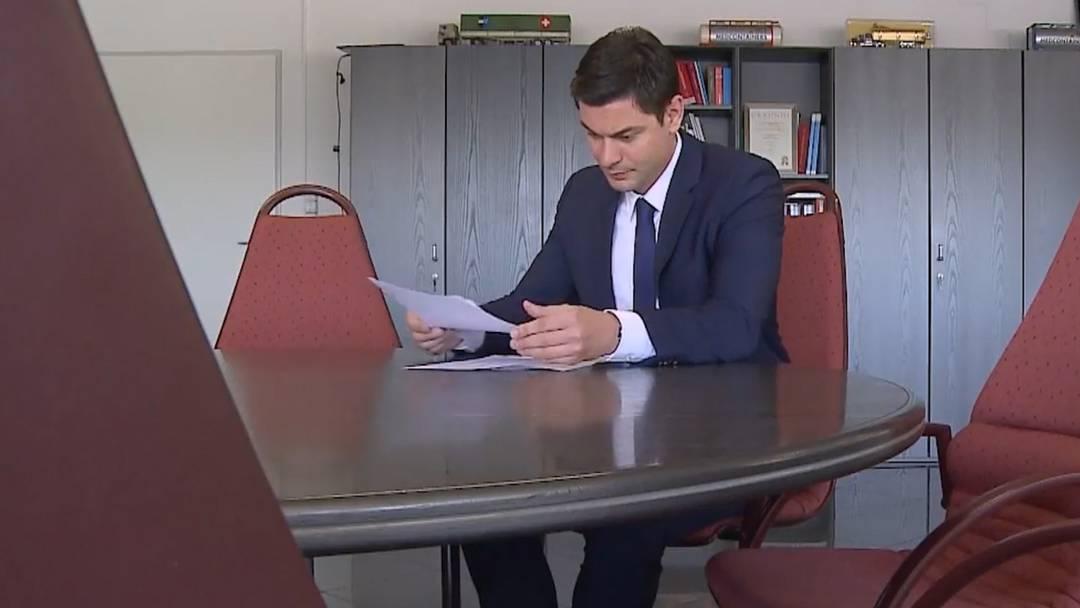 Nach Roth-Eklat: SVP will neues Wahlsystem für Regierungsrat