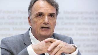 Mario Gattiker, Staatssekretär für Migration, geht im kommenden Jahr in Pension. (Archivbild)