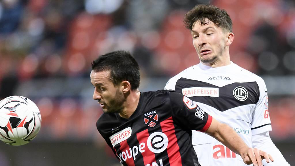 Nuzzolo vergibt den Neuenburger Matchball