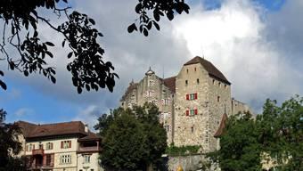 Das Schloss Wildegg wechselt für einen Franken den Besitzer.