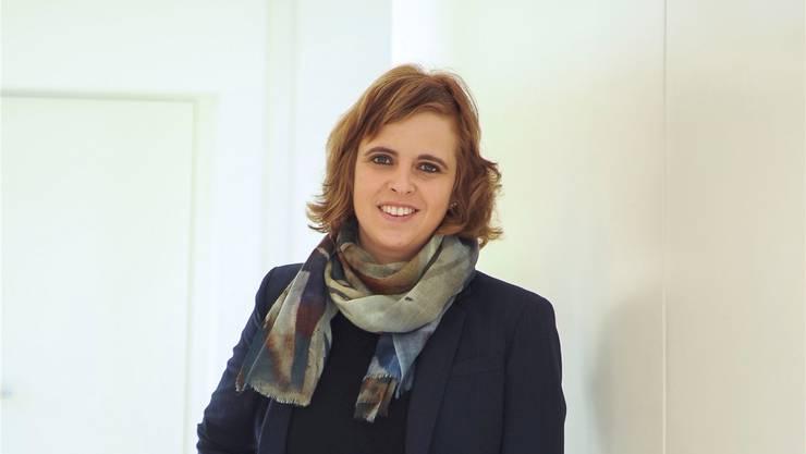 SP-Landrätin Miriam Locher fordert Lohnüberprüfungen.