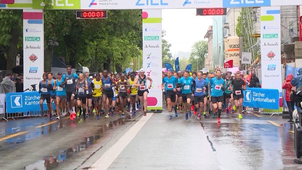Zürich Marathon: Läufer erhalten höchstens 30 % des Startgelds zurück
