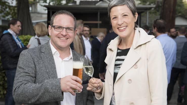 Philippe Ramseier und Sandra Kohler haben ihre Wunschressorts erhalten.