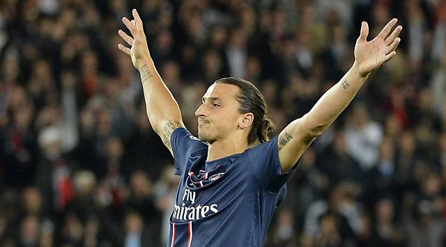 Seine vielen Wechsel bringen Zlatan Ibrahimovic einen speziellen Rekord.