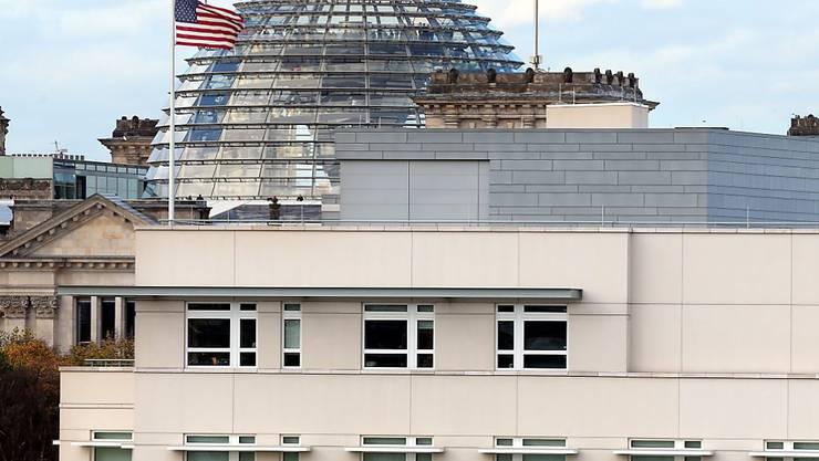 Der frühere US-Armeeoffizier Douglas Macgregor soll als neuer US-Botschafter Deutschlands in die diplomatische Vertretung seines Landes in Berlin einziehen. (Archivbild)