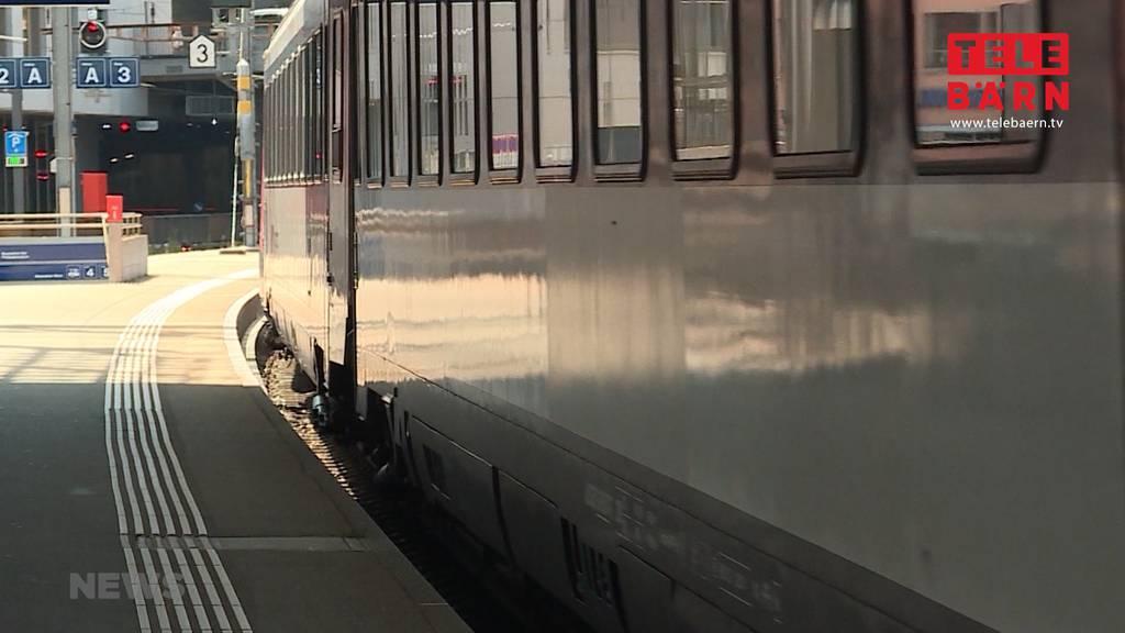 Defekte Züge bei der SBB? SEV wehrt sich