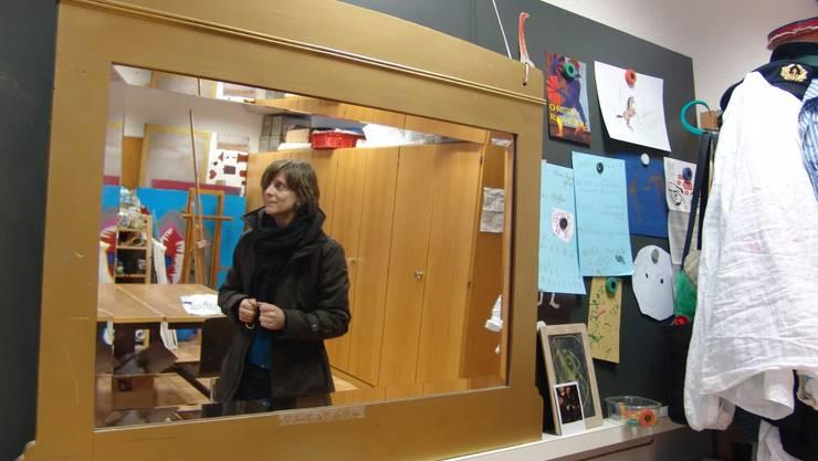 Individuelle förderung Schulleiterin Susanne Bamert erhofft sich vom Projekt einiges für ihre Schule. Bild: Flavio Fuoli