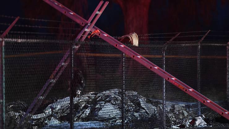 Bei einem Flugzeugabsturz auf Hawaii hat keiner der Insassen überlebt.
