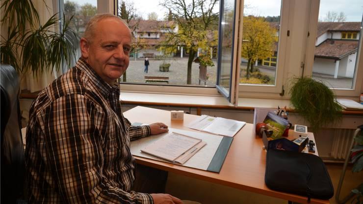 Hans Däpp verlässt in einem Jahr Murimoos werken und wohnen.