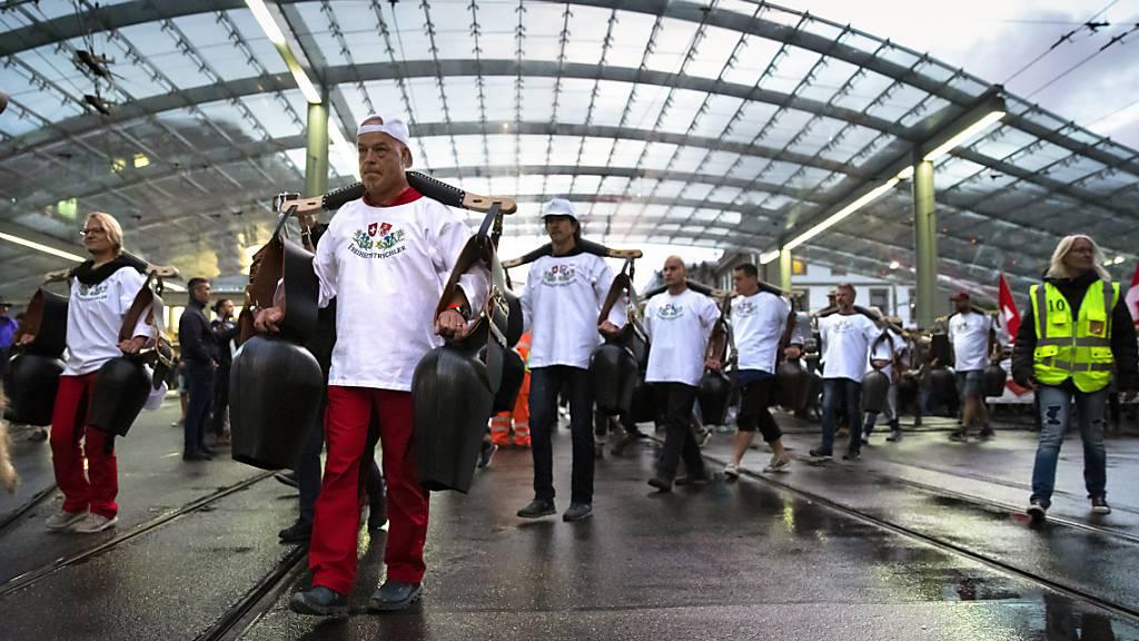 Tausende Personen demonstrieren gegen «Zerti-Diktat»