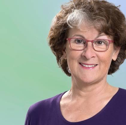 Rosmarie Groux, Berikon (SP), sass seit 2005 im Rat.