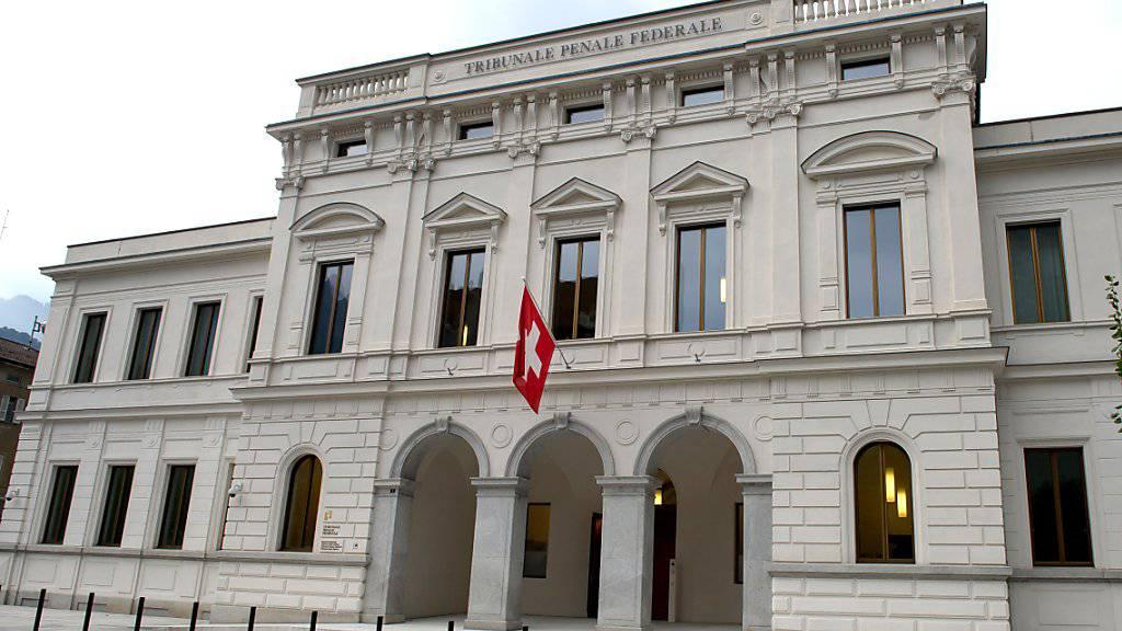 Die Verteidiger der vier Angeklagten hielten am Mittwoch ihre Plädoyers vor dem Bundesstrafgericht. (Archiv)
