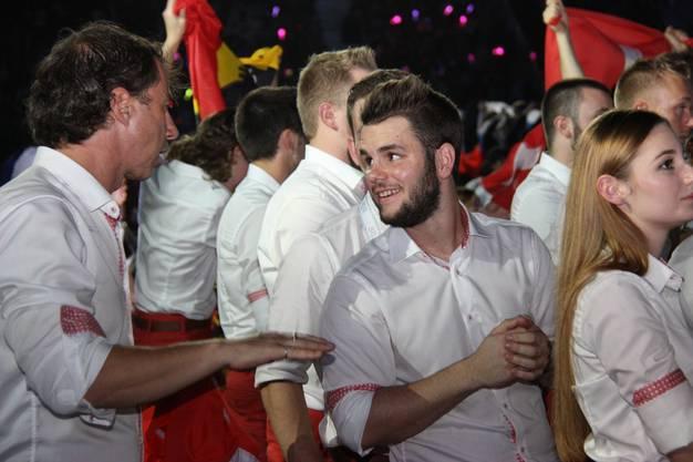 Die Schweizer Delegation holte 20 Medaillen – elf Gold, sechs Silber- und drei Bronzemedaillen.