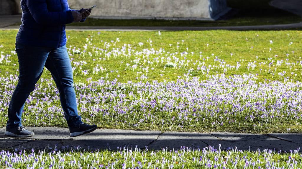 Fast 22 Grad: Temperaturrekord in Vaduz