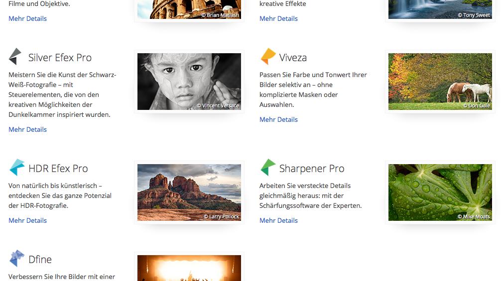 Vernetzt: Profi Photoshop Werkzeuge Nik Collection jetzt kostenlos