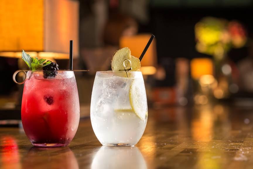 Der Drink rechts enthält geringe Mengen an Kakadumilch/iStock
