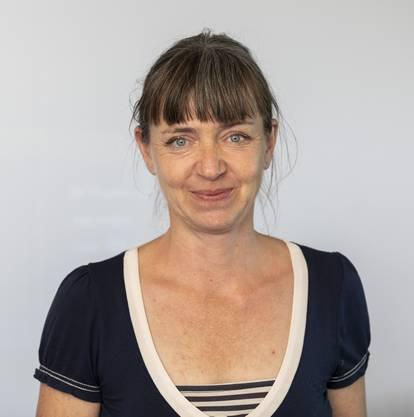 Maja Hurni ist Inhaberin des Filmstudios Lichterloh.