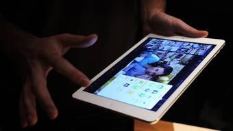 Dank einer Spende von knapp 6000 Franken konnten kürzlich alle 17 Wohngruppen mit einem eigenen Tablet ausgerüstet werden. (Archivbild)