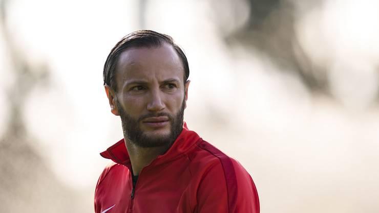 Shkelzen Gashi hat seit seiner Rückkehr noch kein Pflichtspiel für den FCA bestritten