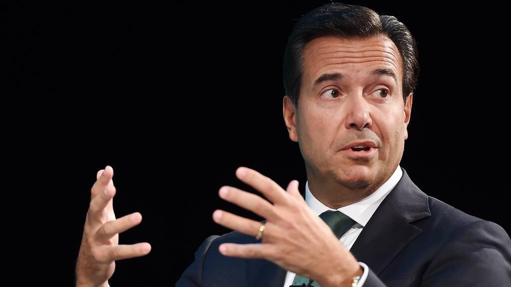 Erstmals ein Ausländer an der Credit-Suisse-Spitze: António Horta-Osório folgt auf Urs Rohner