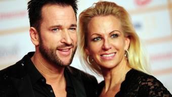 Der Sänger Michael Wendler und seine Frau Claudia Norberg (hier im Jahr 2014) haben sich getrennt. (Archiv)