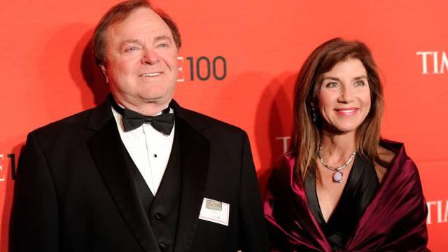 Harold und Sue Ann Hamm 2012