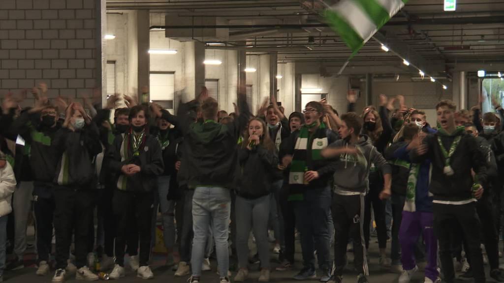 Dämpfer nach Cup-Pleite: Stapo prüft Anzeige gegen Bars