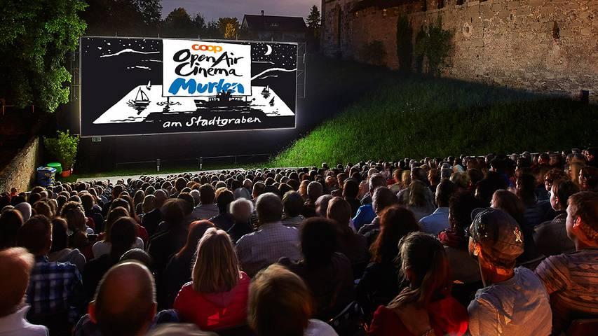 Wettbewerb: OpenAir Kino Murten